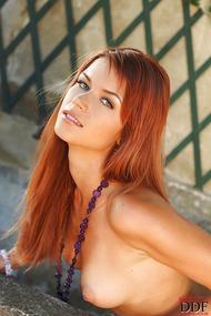 Redhead Teenage