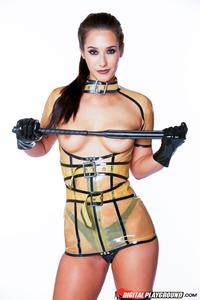 Eva Lovia In Sexy Lingerie