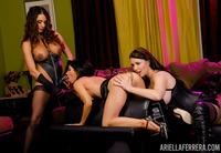 Three Kinky Lesbian Babes