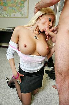 Big Boobed Teacher