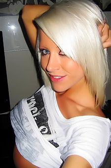Monroe Lee Is Your Blonde