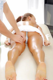 Lustful Sex In The Massage Room