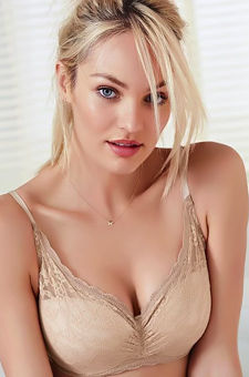 Hot Blonde Candice Swanepoel