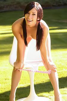 Catie Minx Gets Nude Outdoors