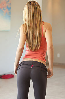 Cassidy Cole Yoga Pants