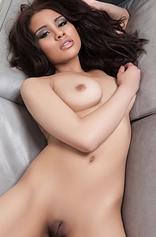 Alegra Thomas Latina Babe Shows Her Sexy Nude Body