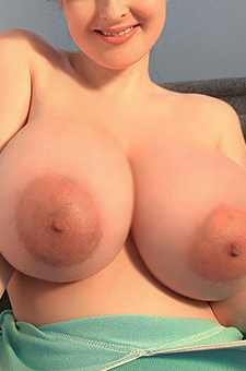 LORNA MORGAN Has Big Boobs