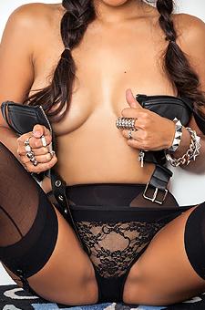 Jeannie Santiago Naughty Girl