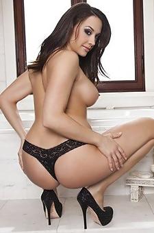 Chanel Preston Teasing Her Sexy Ass
