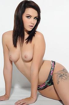 Mellisa Clarke In Sexy Bodysuit