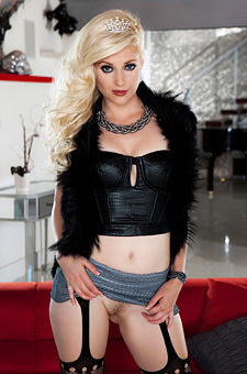 Charlotte Stokely Beauty Queen