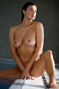 Playboy Babe Maria Eriksson
