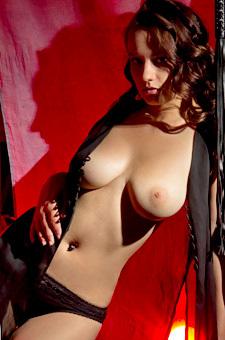 Busty Katherina Alluring