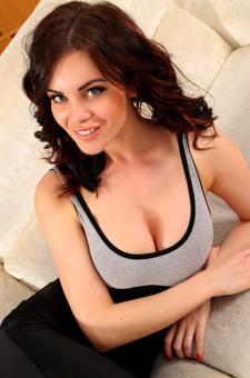 Emma Glover In Bodysuit