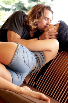 Taissia Shanti And Her Newest Boyfriend