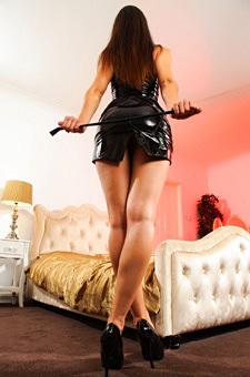 Sabrina C Exotic Femdom Slut Is Amzing In Hot Latex Dress