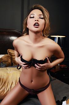 Glamour Asian Kitty Cindie Louu