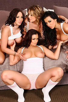 Choose Your Destiny With Aria Giovanni And Brianna Jordan