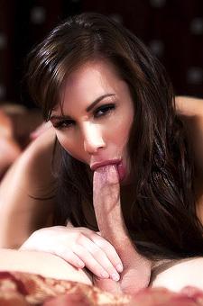 Aidra Fox Enjoys Sex