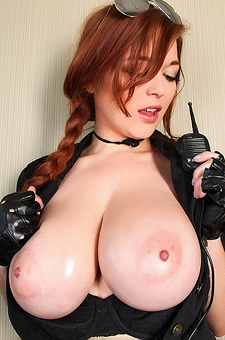 Tessa Fowler - Sexy Cop