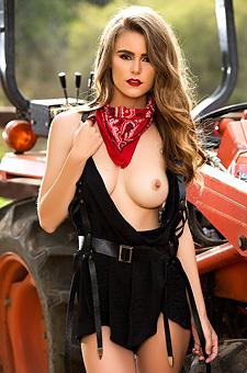 Farm Babe Amberleigh West