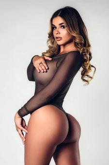 Asstastic Russian Babe Anastasiya Kvitko