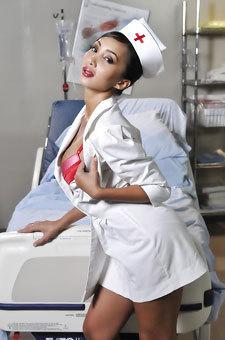 Slender Katsuni Kinky Nurse