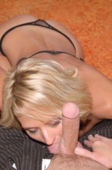 Blonde Milf ferrari story